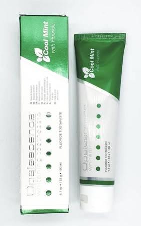 OPALESCENCE Whitening Cool Mint - pasta wybielająca idealna do podtrzymania efektu wybielania, 133g