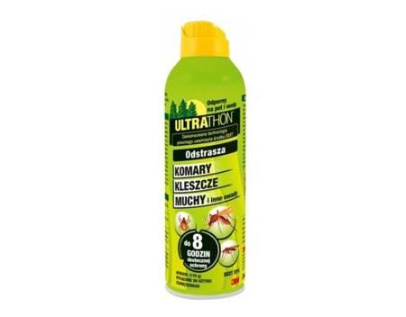 3M ULTRATHON DEET 25% repelent  na komary, kleszcze, muchy i inne owady, 177 ml
