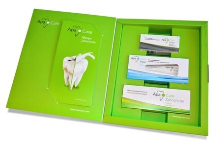 ApaCare Prophylaxe Set - zestaw do naprawy szkliwa duży