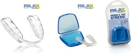 Dr.Brux Rilax Day Time Bite Trey - szyna relaksacyjna termoformowalna - 1 sztuka