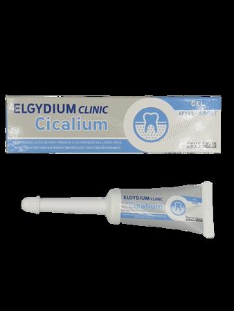 ELGYDIUM CLINIC CICALIUM żel stomatologiczny na afty