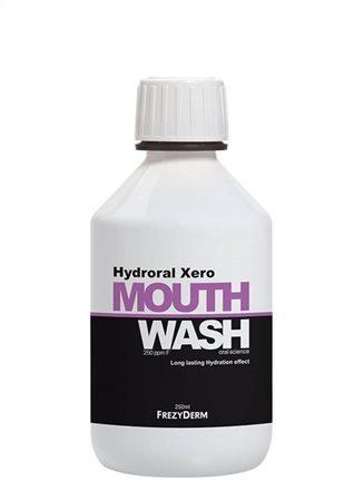FrezyDERM HYDRORAL XERO płyn do płukania przeciw suchości jamy ustnej,250 ml