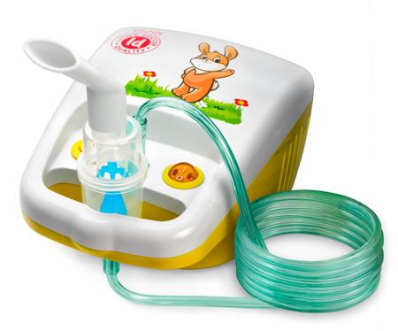 Inhalator tłokowy LD212 C z króliczkiem