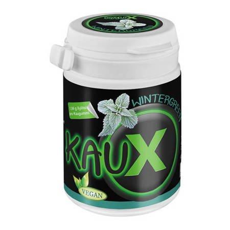 KAUX Xylitol WINTERGREEN 40 szt -  gum z ksylitolem o smaku mroźnej mięty
