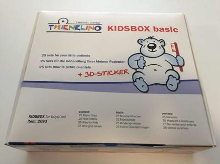 KIDS BOX Boy - zestaw dla małych pacjentów