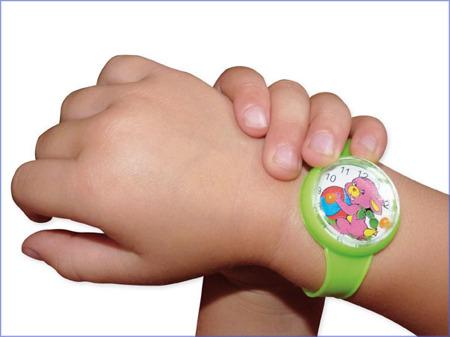 MIRATOI Nr. 7 - zegarek z grą zręcznościową na rękę, nagrody dla Dzielnego Pacjenta
