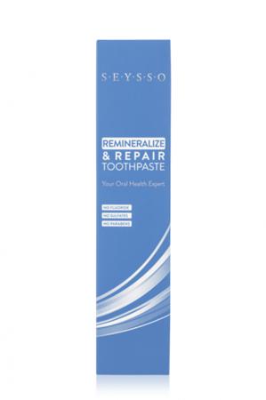 SEYSSO Oxygen Repair - pasta remineralizująca do codziennej profilaktyki jamy ustnej, 75ml