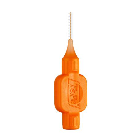 TePe ORGINAL (0.45 mm)  szczoteczka międzyzębowa - rozmiar 1, pomarańczowa