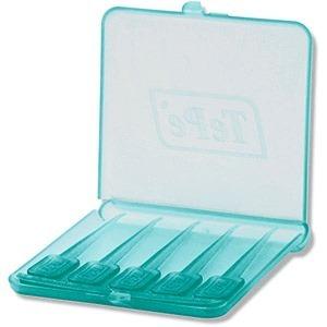 TePe Plastic Stick - wykałaczki plastikowe do bardzo wąskich przestrzeni międzyzębowych, 75 szt