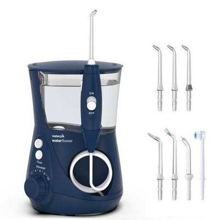 Waterpik Aquarius  WP-663 EU Ultra NOWOŚĆ! + 7 końcówek (PL) - irygator dentystyczny