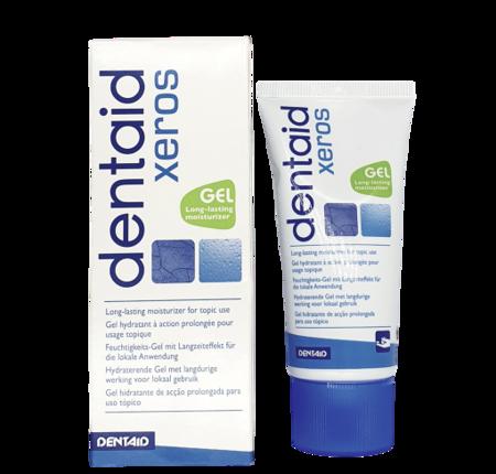 XEROS Dentaid  GEL 50ml- gel nawilżajacy błony śluzowe jamy ustnej